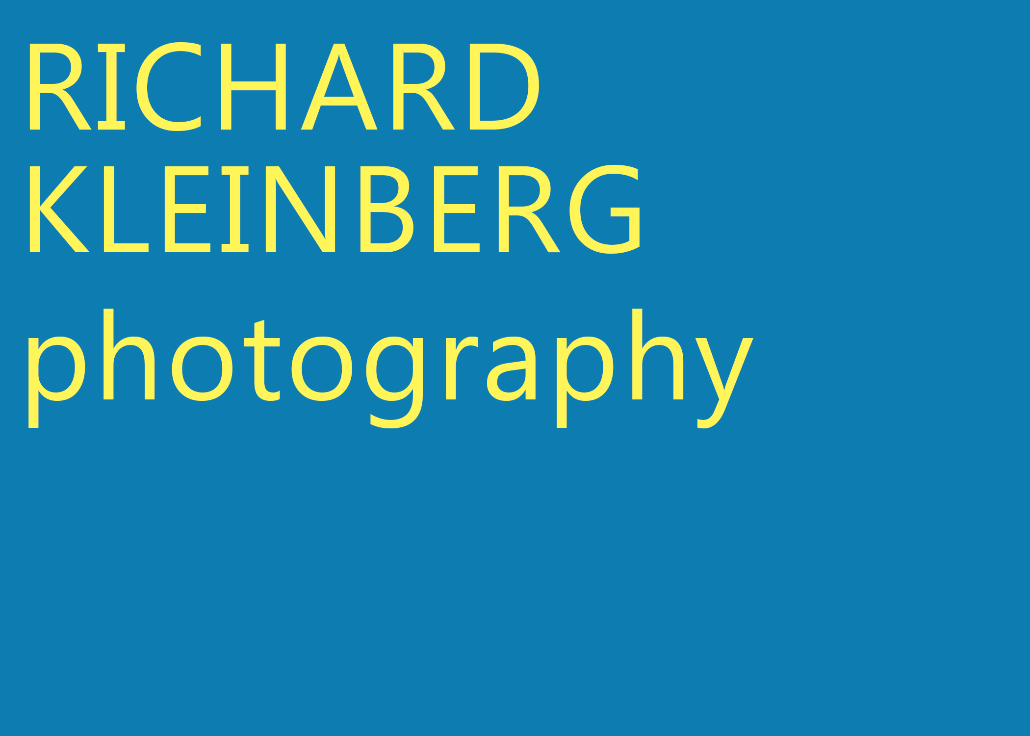 Richard Kleinberg